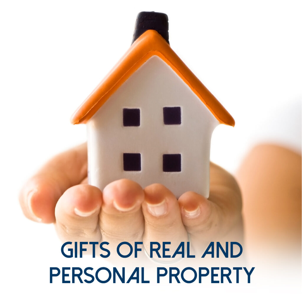 Gifts of Real Property